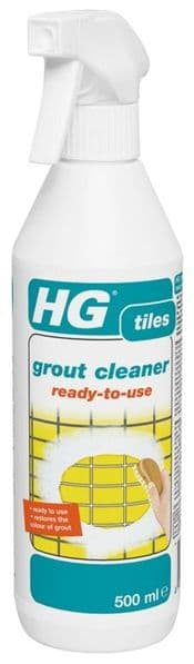 HG Grout Cleaner Ready To Use - 500ml